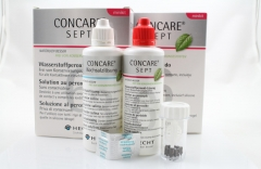 2x Concare SEPT mini kit